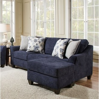 Charlton Home Eaker Chaise Lounge Right Hand Facing Sectional Charlton Home