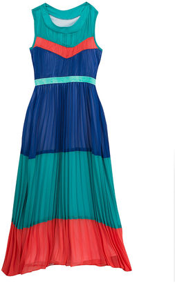 Rare Editions Sleeveless Maxi Dress - Big Kid Girls $65 thestylecure.com