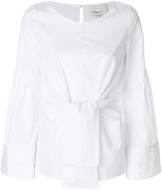 3.1 Phillip Lim tie front shirt blouse