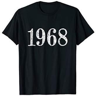 Vintage 1968 Birthday Party T-Shirt