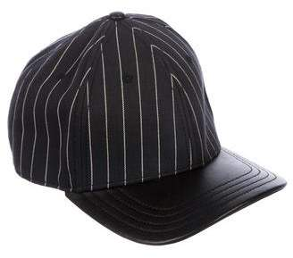 Rag & Bone Leather-Trimmed Hat