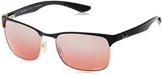 Ray-Ban Men's 0RB8319CH 9076K9 Sunglasses