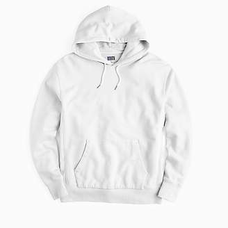 J.Crew Tall garment-dyed french terry hoodie