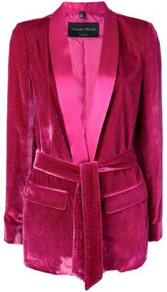 Christian Pellizzari belted blazer