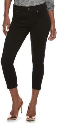 Juicy Couture Women's Flaunt It Seamless Capri Skinny Jeans