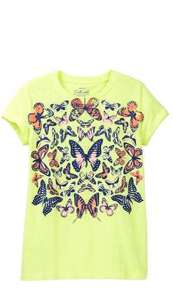 J.Crew J. Crew Butterfly Tee (Toddler & Big Girls)