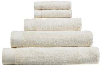 George Home 100% Cotton Bath Sheet - Cream