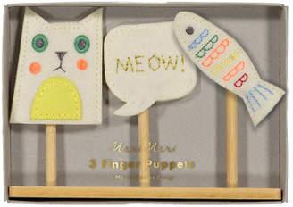 Meri Meri Cat Finger Puppets
