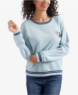 Lucky Brand Cotton 1990 Sweatshirt