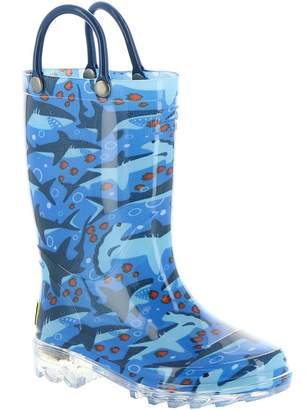 Western Chief Kids Kid's Light-Up Rain Boot Rain Boots