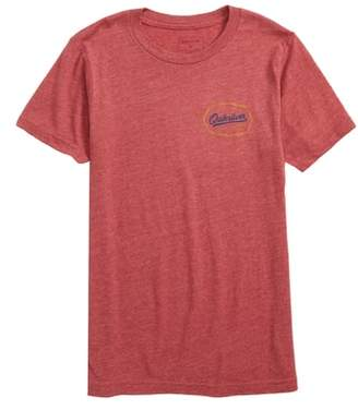 Quiksilver Living on the Edge Graphic T-Shirt