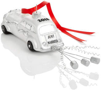 Holiday Lane Wedding Car Ornament, Created for Macy's
