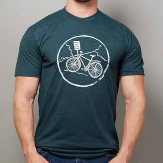 Blade + Blue Provincetown 'Keep off the Dunes' Bike Tee Shirt