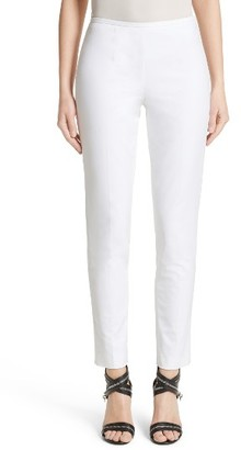 Women's Michael Kors Stretch Skinny Pants $595 thestylecure.com