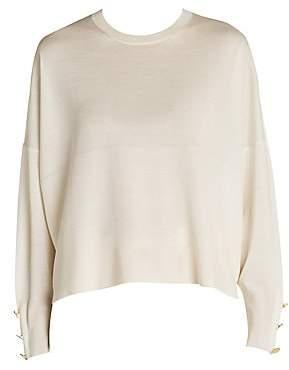 Stella McCartney Women's Oversize Knit Pullover