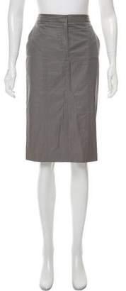 Kaufman Franco KAUFMANFRANCO Casual Straight Skirt