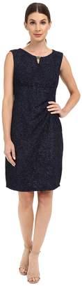 rsvp Marsala Glitter Dress Women's Dress