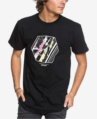 Quiksilver Men's Wild Vision Logo-Print T-Shirt