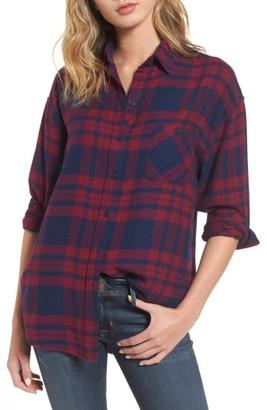 Women's Rails Brennan Plaid Shirt $148 thestylecure.com