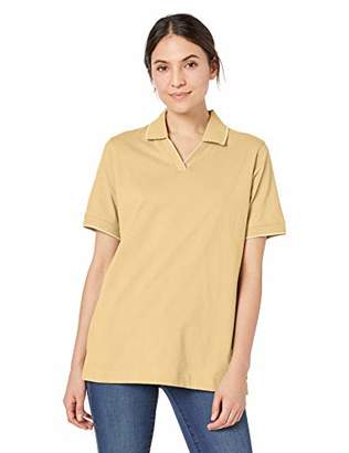 Ashe Xtream Women's ACTY-75009-Cotton Jersey Polo,L