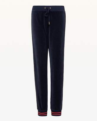 Juicy Couture Luxe Sequins Velour Zuma Pant