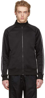 MSGM Black Track Jacket