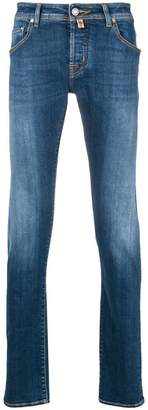 Jacob Cohen classic washed-effect jeans