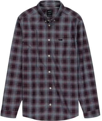 RVCA That'll Do Hombre Long-Sleeve Shirt - Men's