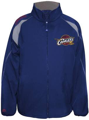 Majestic Big & Tall Cleveland Cavaliers Bonded Softshell Jacket