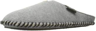 Woolrich Men's Fleece Mill Scuff Slipper