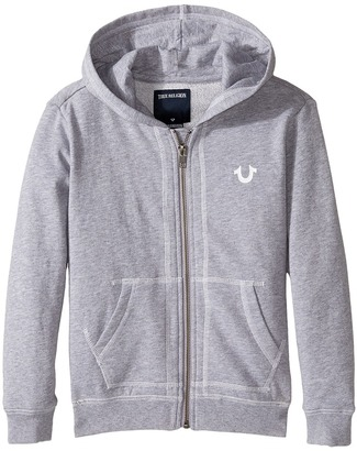 True Religion Kids French Terry Hoodie (Toddler/Little Kids) $79 thestylecure.com