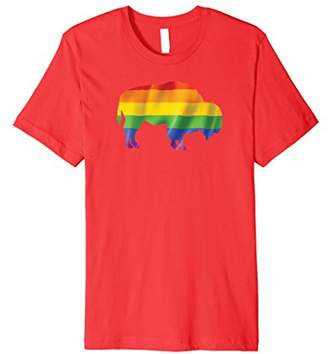 Buffalo David Bitton Pride Slim Fit T-Shirt