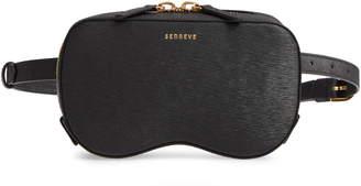 Senreve Coda Leather Belt Bag