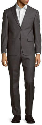 Michael Kors Solid Wool Suit