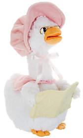 Cuddle Barn Mother Goose Animated NurseryRhyme Plush