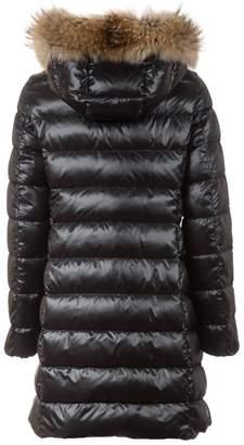 Woolrich Reversible Fur-Trimmed Parka