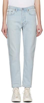 Acne Studios Bla Konst Blue River Jeans