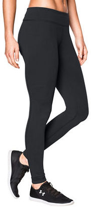 Under Armour Solid Leggings $69.99 thestylecure.com