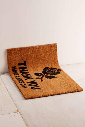 Urban Outfitters Chinatown Market For Thank You Doormat