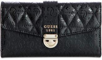 GUESS Tabbi Slim Clutch Wallet