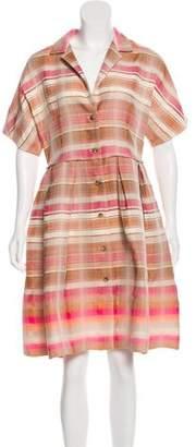 Brock Collection Knee-Length A-Line Dress