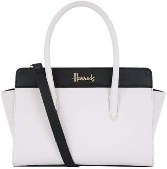 Harrods Staunton Two-Tone Mini Bag