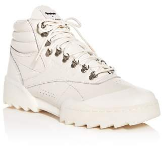 Reebok Women's Freestyle Hi Nova Ripple x Gigi Hadid High-Top Sneakers