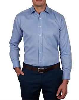 Geoffrey Beene Buffalo Dobby Regular Fit Shirt