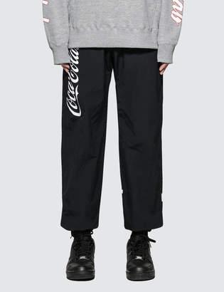 Atmos Lab Coca-Cola By Atmos Lab Drd Nylon Track Pants