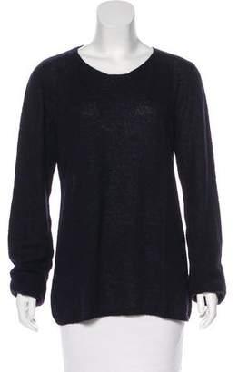 Rick Owens Long Sleeve Knit Sweater