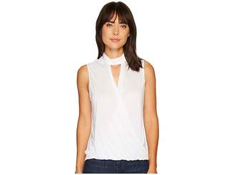 Lanston Surplice Tank Top Women's Sleeveless