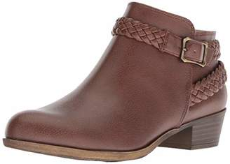 LifeStride Women's Adriana Ankle Bootie Boot