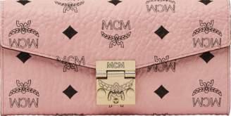 MCM Patricia Crossbody Wallet In Visetos
