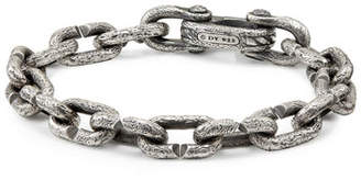 David Yurman Men's 10mm Shipwreck Chain Bracelet